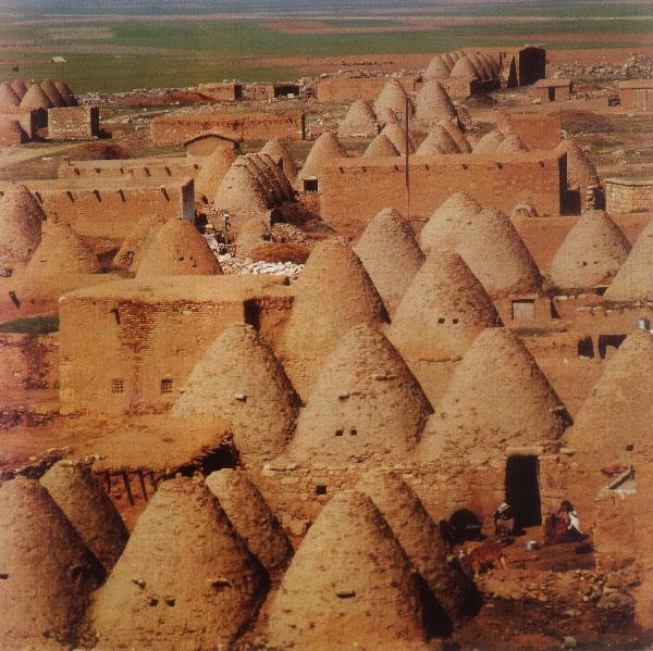 جولة مصورة في  عبق التاريخ الواحاتي Harran